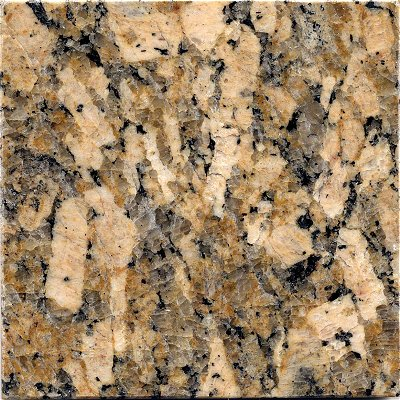 Giallo Fiorit Granite Sample