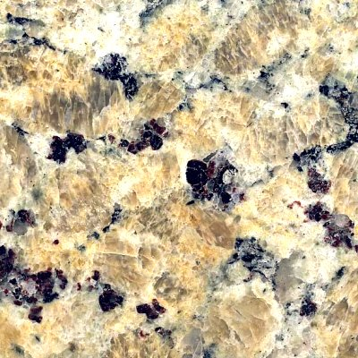 Brazil Granite Color : Gold Butterfly Sample