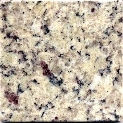 Indian Granite Sample, Juparana Champagne Granite Sample