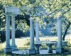 Stone carved pavilion - LongField