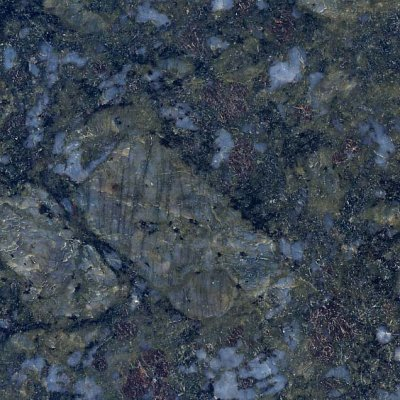 China Granite Color : China Butterfly Blue Granite Sample