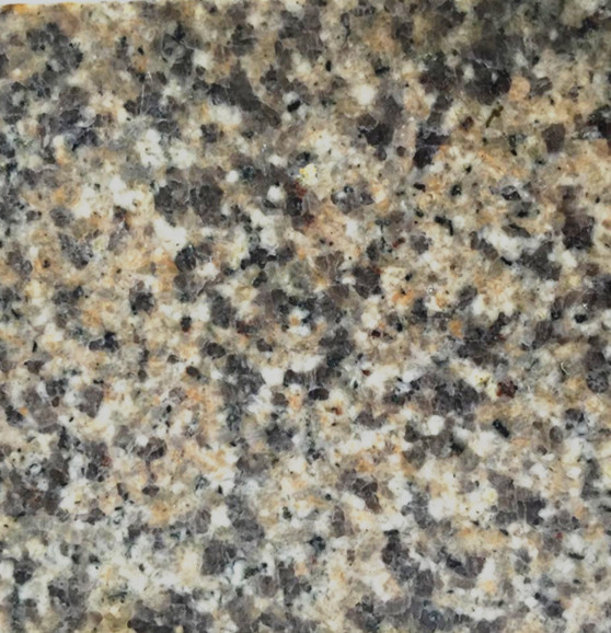 G617 Hazy Borwn Granite Sample