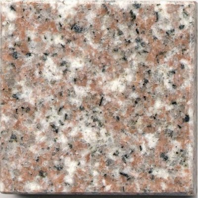 G663 Light Brown Granite Sample