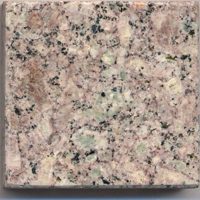 GT666 Almond Mauve Granite Sample
