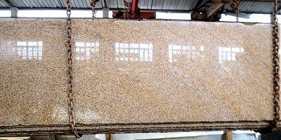 G301 Golden Pearch Shandong Granite for Kitchen counter tops, Islands