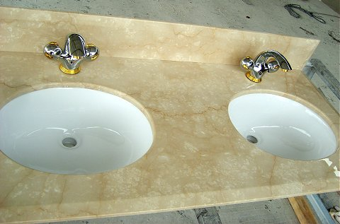 Marble Vanity Tops Manufacturer In