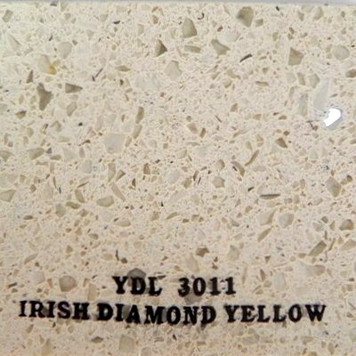 Quartz YDL-3011 Irish Diamond Yellow